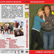 According to Jim - Season 8 (2009) R1 Custom Cover & labels