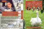 All Creatures Great and Small – Series 3 (1985) R1 Custom Cover & labels