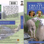 All Creatures Great and Small – Series 7 (1990) R1 Custom Cover & labels