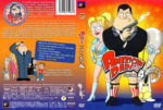 American Dad – Volume 4 (2009) R1 Custom Cover & Labels