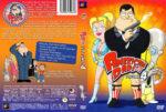 American Dad – Volume 4 (2009) R1 Custom Cover & Labels