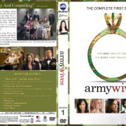 Army Wives – Season 1 (2007) R1 Custom Cover