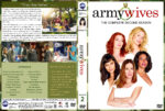 Army Wives – Season 2 (2008) R1 Custom Cover