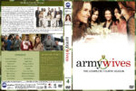 Army Wives – Season 4 (2010) R1 Custom Cover & labels