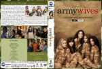 Army Wives – Season 6, Part 1 (2012) R1 Custom Cover & Labels