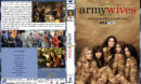 Army Wives - Season 6, Part 2 (2012) R1 Custom Cover & Labels