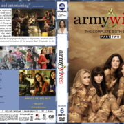 Army Wives – Season 6, Part 2 (2012) R1 Custom Cover & Labels