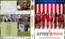 Army Wives - Season 7 (2013) R1 Custom Cover & labels