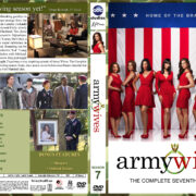 Army Wives – Season 7 (2013) R1 Custom Cover & labels
