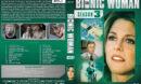 The Bionic Woman - Season 3 (1978) R1 Custom Cover & labels
