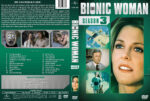The Bionic Woman – Season 3 (1978) R1 Custom Cover & labels