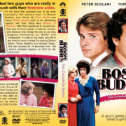 Bosom Buddies - The Complete Series (1982) R1 Custom Cover & labels