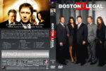 Boston Legal – Season 1 (2005) R1 Custom Cover