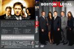 Boston Legal – Season 1 (2005) R1 Custom Cover