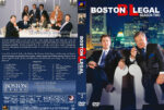 Boston Legal – Season 2 (2006) R1 Custom Cover & labels