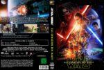 Star Wars – Das Erwachen der Macht (2015) R2 GERMAN CUSTOM Cover