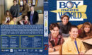 Boy Meets World - Season 2 (1995) R1 Custom Cover