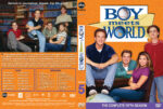 Boy Meets World – Season 5 (1998) R1 Custom Cover & labels