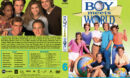 Boy Meets World - Season 6 (1999) R1 Custom Cover & labels