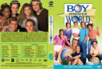 Boy Meets World – Season 6 (1999) R1 Custom Cover & labels