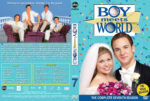 Boy Meets World – Season 7 (2000) R1 Custom Cover & labels