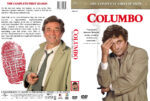 Columbo – Season 1 (1972) R1 Custom Cover