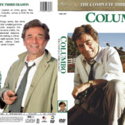 Columbo – Season 3 (1974) R1 Custom Cover
