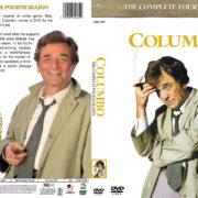 Columbo – Season 4 (1975) R1 Custom Cover