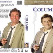 Columbo – Season 5 (1976) R1 Custom Cover