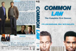 Common Law – Season 1 (2012) R1 Custom Cover & labels