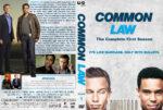 Common Law – Season 1 (2012) R1 Custom Cover & labels