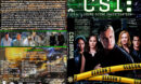 CSI: Crime Scene Investigation - Season 2 (2002) R1 Custom Cover