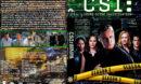 CSI: Crime Scene Investigation - Season 2 (2002) R1 Custom Cover