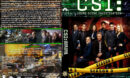 CSI: Crime Scene Investigation - Season 3 (2003) R1 Custom Cover