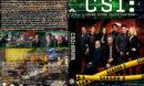 CSI: Crime Scene Investigation - Season 3 (2003) R1 Custom Cover
