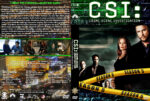CSI: Crime Scene Investigation – Season 5 (2005) R1 Custom Cover