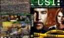 CSI: Crime Scene Investigation - Season 7 (2007) R1 Custom Cover & labels