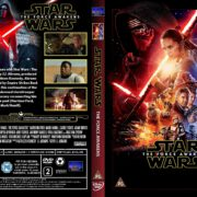 Star Wars Episode VII – The Force Awakens (2015) R2 Custom DVD Cover