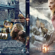 The 5th Wave (2016) R1 Blu-Ray Custom Cover