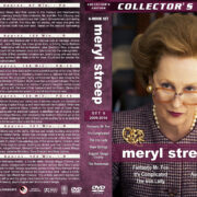 Meryl Streep Collection – Set 9 (2009-2014) R1 Custom Covers