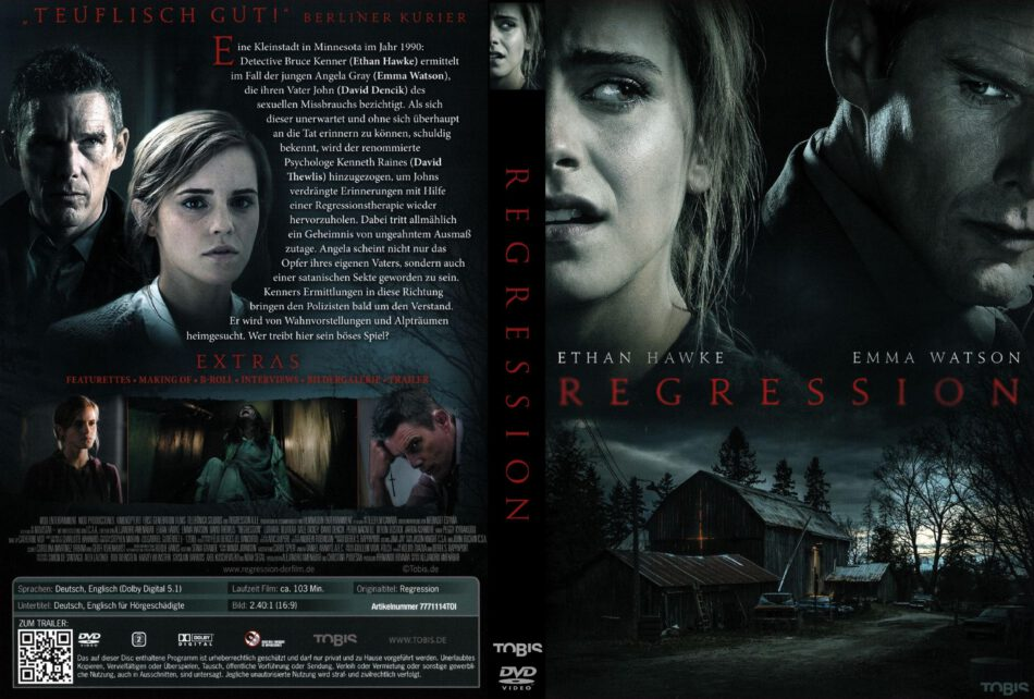 Regression Film Stream German