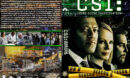 CSI: Crime Scene Investigation - Season 9 (2009) R1 Custom Cover & labels