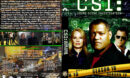 CSI: Crime Scene Investigation - Season 10 (2010) R1 Custom Cover & labels