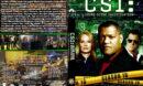 CSI: Crime Scene Investigation - Season 10 (2010) R1 Custom Cover & labels