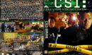 CSI: Crime Scene Investigation - Season 11 (2011) R1 Custom Cover & labels