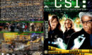 CSI: Crime Scene Investigation - Season 12 (2012) R1 Custom Cover & labels