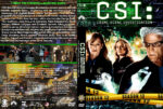 CSI: Crime Scene Investigation – Season 12 (2012) R1 Custom Cover & labels