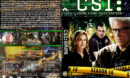 CSI: Crime Scene Investigation - Season 14 (2014) R1 Custom Cover & labels