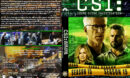 CSI: Crime Scene Investigation - Season 15 (2015) R1 Custom Cover & labels