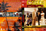 CSI: Miami – Season 1 (2003) R1 Custom Cover